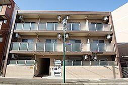 神奈川県横浜市鶴見区矢向5丁目の賃貸マンションの外観