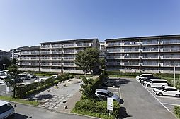 UR千葉ニュータウンプラザ西白井2番街[1-504号室]の外観