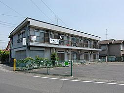 篠崎コーポ[205号室]の外観