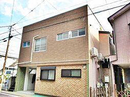 東京都立川市柴崎町4丁目の賃貸アパートの外観