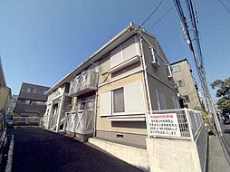 平松ハイツB棟[2階]の外観