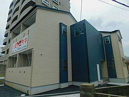 福岡県北九州市小倉南区城野4丁目の賃貸アパートの外観