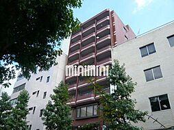 ライオンズマンション博多駅前[6階]の外観