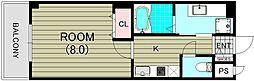 Maison de Mimori[3階]の間取り