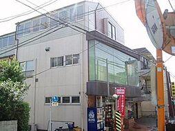 東京都東久留米市金山町1丁目の賃貸マンションの外観