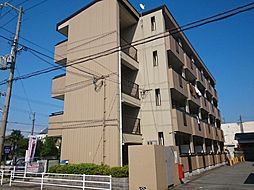 兵庫県姫路市飾磨区清水1丁目の賃貸マンションの外観