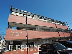 兵庫県神戸市東灘区魚崎北町3丁目の賃貸マンションの外観