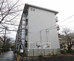 京都府京都市伏見区醍醐上ノ山町の賃貸マンションの外観