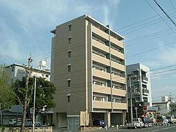 大阪府東大阪市横枕南の賃貸マンションの外観
