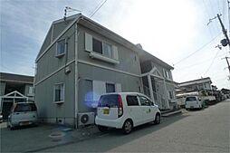 パインコート・SEIWA A棟[201号室]の外観