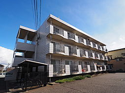 新潟県新潟市西区上新栄町3丁目の賃貸アパートの外観