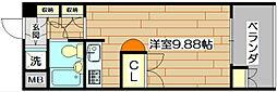 Navi 1[3階]の間取り