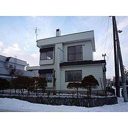 [一戸建] 北海道札幌市厚別区厚別北一条2丁目 の賃貸【/】の外観
