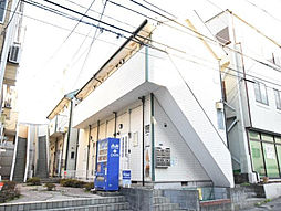 神奈川県大和市中央林間4丁目の賃貸アパートの外観