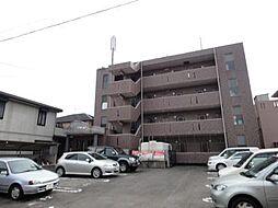 愛知県名古屋市中村区森田町3丁目の賃貸マンションの外観