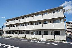 プランドール柚須駅南[1階]の外観