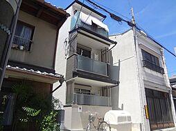 京都府京都市上京区今図子町の賃貸マンションの外観