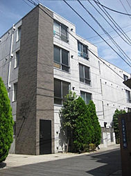 ZESTY幡ヶ谷[205号室]の外観