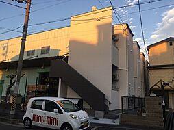 フォレスト川田[202号室号室]の外観