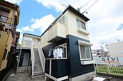愛知県名古屋市中村区横前町の賃貸アパートの外観