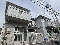 兵庫県神戸市灘区国玉通4丁目の賃貸アパートの外観