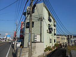 KSAマンション[305号室]の外観