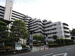 埼玉県北本市二ツ家1丁目の賃貸マンションの外観