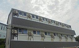 神奈川県横浜市鶴見区岸谷4の賃貸アパートの外観