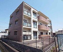京都府京都市西京区川島野田町の賃貸マンションの外観