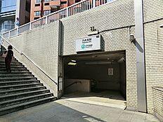 東京メトロ千代田線乃木坂駅
