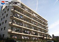室賀レジデンス[4階]の外観