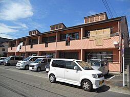 神奈川県高座郡寒川町中瀬の賃貸アパートの外観
