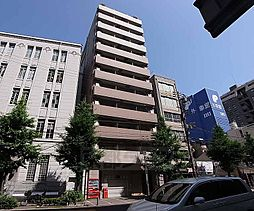 京都府京都市下京区市之町の賃貸マンションの外観