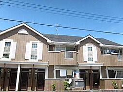兵庫県神戸市垂水区泉が丘5丁目の賃貸アパートの外観