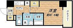 Core本町[3階]の間取り