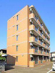 宮城県仙台市若林区南材木町の賃貸マンションの外観