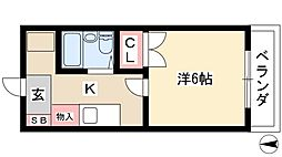 岩塚駅 3.4万円