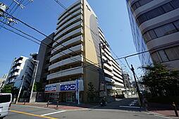 SERENiTE江坂四番館[9階]の外観