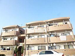 群馬県高崎市正観寺町の賃貸マンションの外観