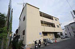 道明寺三栄プラザ[2階]の外観