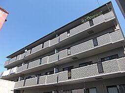 アンジェ祇園[4階]の外観