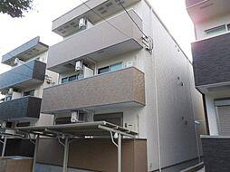 兵庫県尼崎市長洲本通1丁目の賃貸アパートの外観