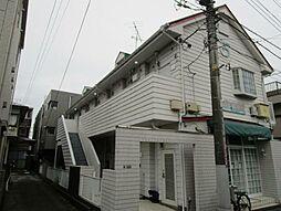 神奈川県相模原市中央区清新1丁目の賃貸アパートの外観