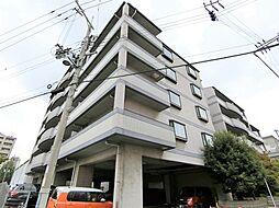 大阪府吹田市江坂町5丁目の賃貸マンションの外観