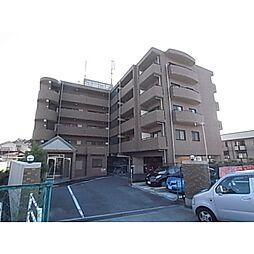 奈良県奈良市宝来2丁目の賃貸マンションの外観