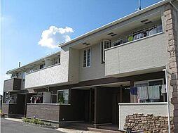 ラフォンテーヌ  A・B棟[2階]の外観