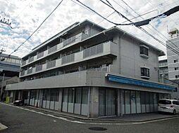 兵庫県尼崎市南竹谷町2丁目の賃貸マンションの外観