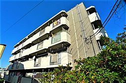綱島マンション[3階]の外観
