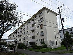 大正団地1-12号棟[4階]の外観