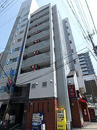 大阪府大阪市天王寺区堂ケ芝1丁目の賃貸アパートの外観